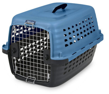 "Blue Compass Kennel, 19""x 12.7""x 11.5"""