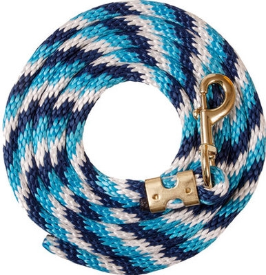 Poly Colorful Lead Rope