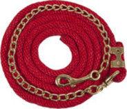 Poly Lead Rope with Chain