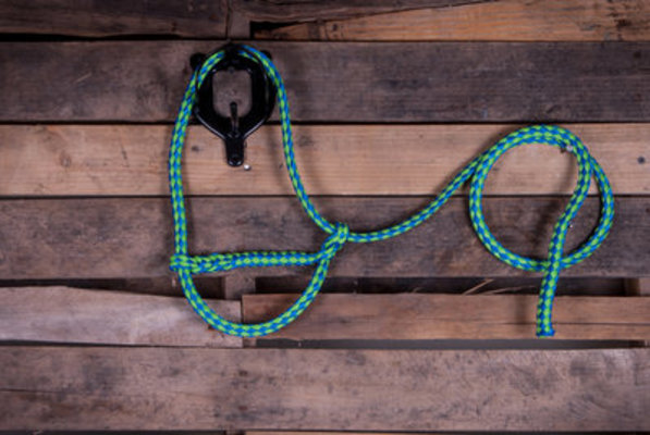 Braided Poly Sheep Halter