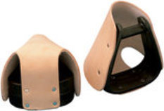 Pony/Kid Tapadero Stirrups pair