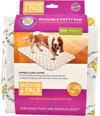 2 pack Medium Original PoochPads