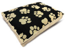 "Luxury Jacquard Pet Pillow Bed Cover (36"" x 27"")"
