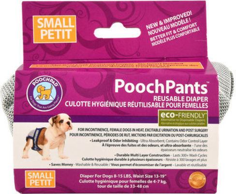 PoochPants, Small