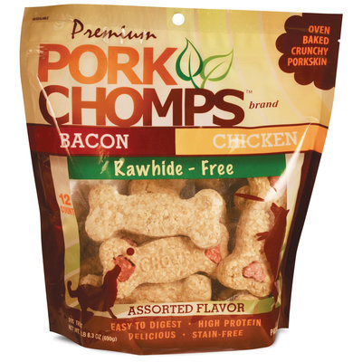 Pork Chomps Crunchy Variety Pack