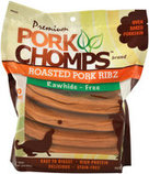 Pork Chomps Premium Roasted Pork Ribz