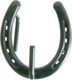 Portable Horseshoe Hook