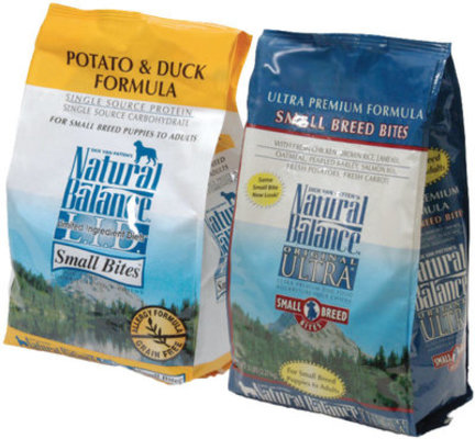 Small Bites Dry Dog Food