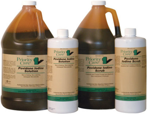 Povidone Iodine Products