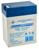 Power Sonic Sealed Rechargeable Battery