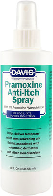Davis Pramoxine Anti-Itch Spray, 8 oz
