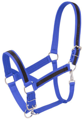 Premium Nylon Draft Halter With Overlay