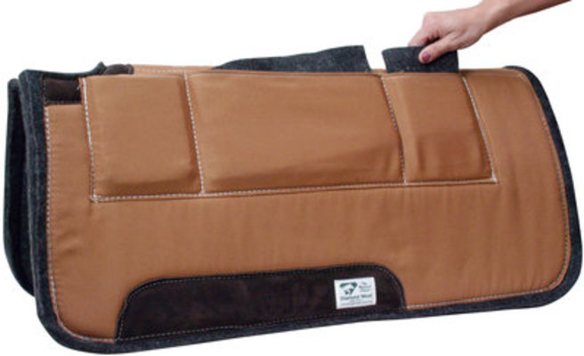 "Pressure Relief Saddle Pad, 32"" x 32"""