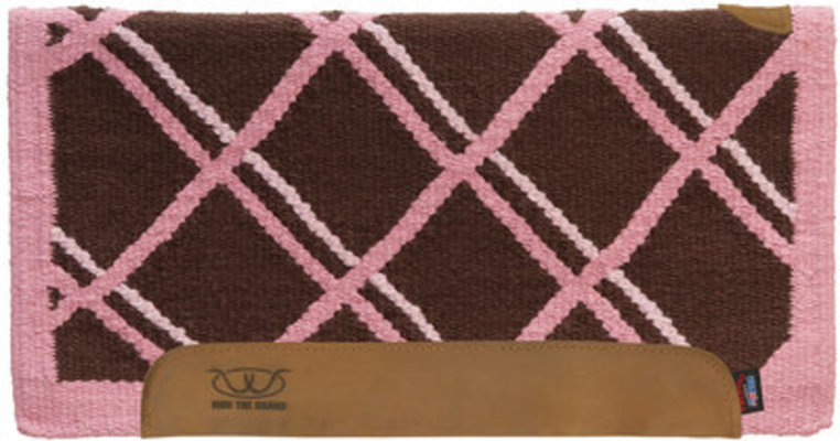 Pretty In Pink Memory Foam Pad
