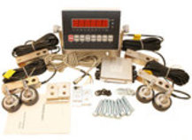 Prime PS-720 Build Your Own Scale Kit, Stainless Steel