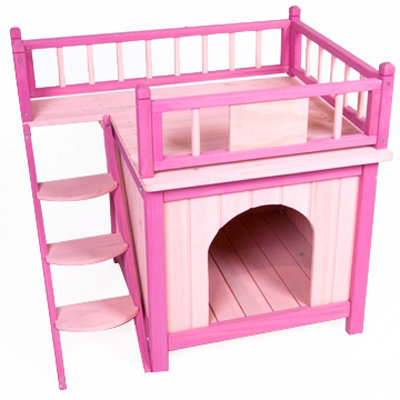 Princess Palace Pet House, Pink