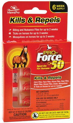 Pro Force 50 Spot On, 6 pk