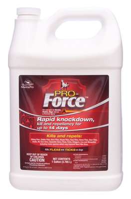 Pro-Force Fly Spray, Gallon