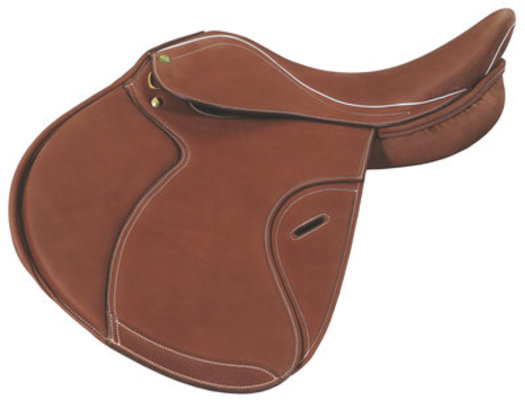 Pro Natasha Close Contact Nubuck Saddle