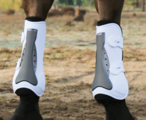 Pro Performance Open Front Boots, Front Pairs