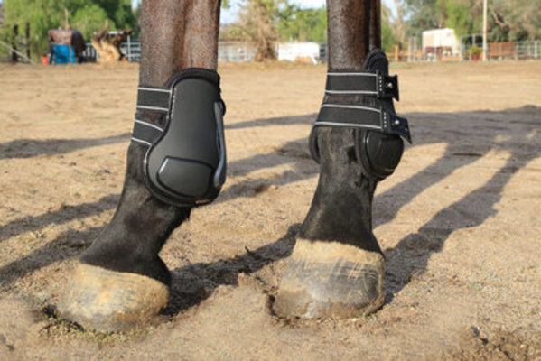 Pro Performance Open Front Boots, Hind Pairs
