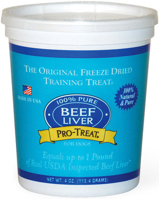 Freeze Dried Liver Treats