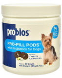 Probios Pro-Pill Pods, Small 30 count, 3.7 oz