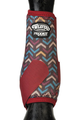 Prodigy Patterned Athletic Boots, Small