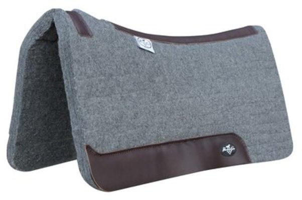Professional's Choice Deluxe 100% Wool Saddle Pad