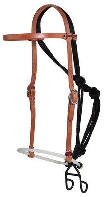 Professional's Choice Schutz Easy Stop Headstall