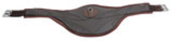 Professional's Choice Contoured Belly Guard Jump Girth