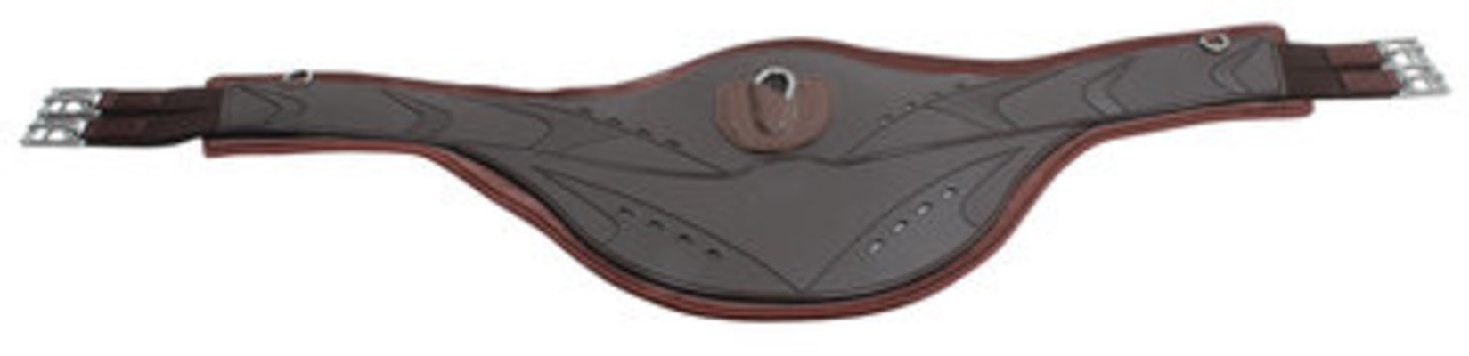 Professional's Choice Contoured Monoflap Belly Guard Girth
