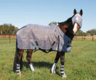 Professional's Choice Fly Sheet Bundle, Gray/Black Trim