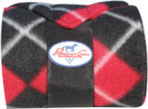 Professional's Choice Pattern Polo Wraps (set of 4)