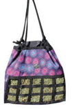 Professionals Choice Scratchless Hay Bag, Neon Floral