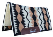 "Professional's Choice ""Serpentine"" Comfort-Fit SMx Air Ride Saddle Pad, 30"" x 34"""