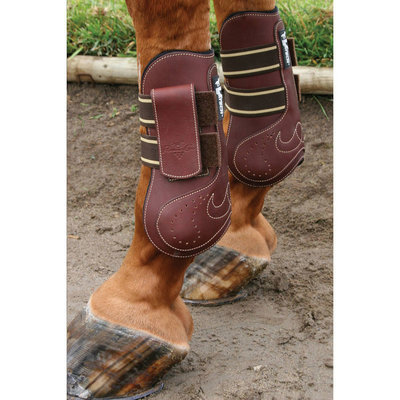 Professional's Choice VenTECH Leather Jumping Boot