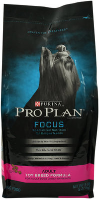 Pro Plan Focus Toy Breed Adult Formula