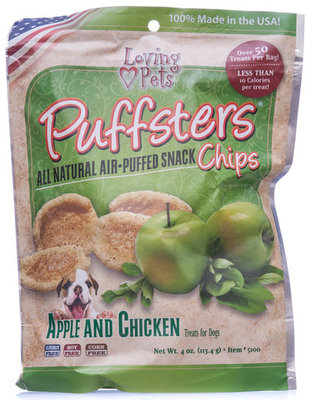 Puffsters All-Natural Air-Puffed Snack Chips
