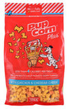 PupCorn Plus with Chicken and Cheddar Cheese