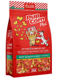 PupCorn Plus with Salmon and Sweet Potato, 27 oz