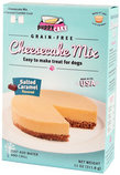 Puppy Cake Cheesecake Mix (Grain-Free) Salted Caramel