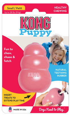 "Puppy Kong®, Small (3"")"