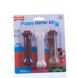 Nylabone Puppy Starter Kit, 3 pack