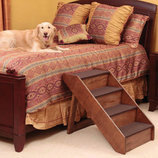PupStep Wood Stairs, Extra Large