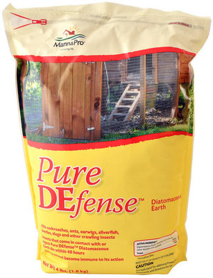 Pure DEfense Diatomaceous Earth
