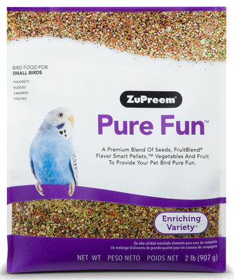 Pure Fun Bird Food for Small Birds