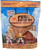 Pure Poultry Chicken Breast Dog Treat