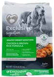 Purina Exclusive Healthy Weight Adult Dog Food