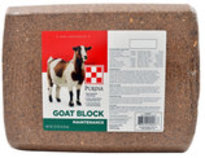 Purina Goat Block